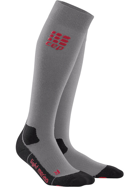 cep Pro+ Outdoor Light Merino Socks Women volcanic dust